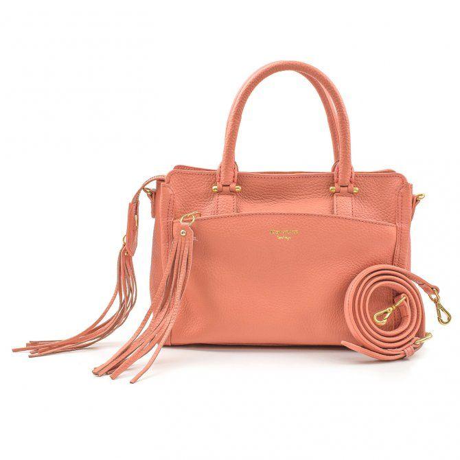 d38ccae8c Bag / bolsas Bolsa de mão Bolsa couro demi carmim - Carmim Store ...