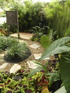 achievable gardens melbourne international flower garden show