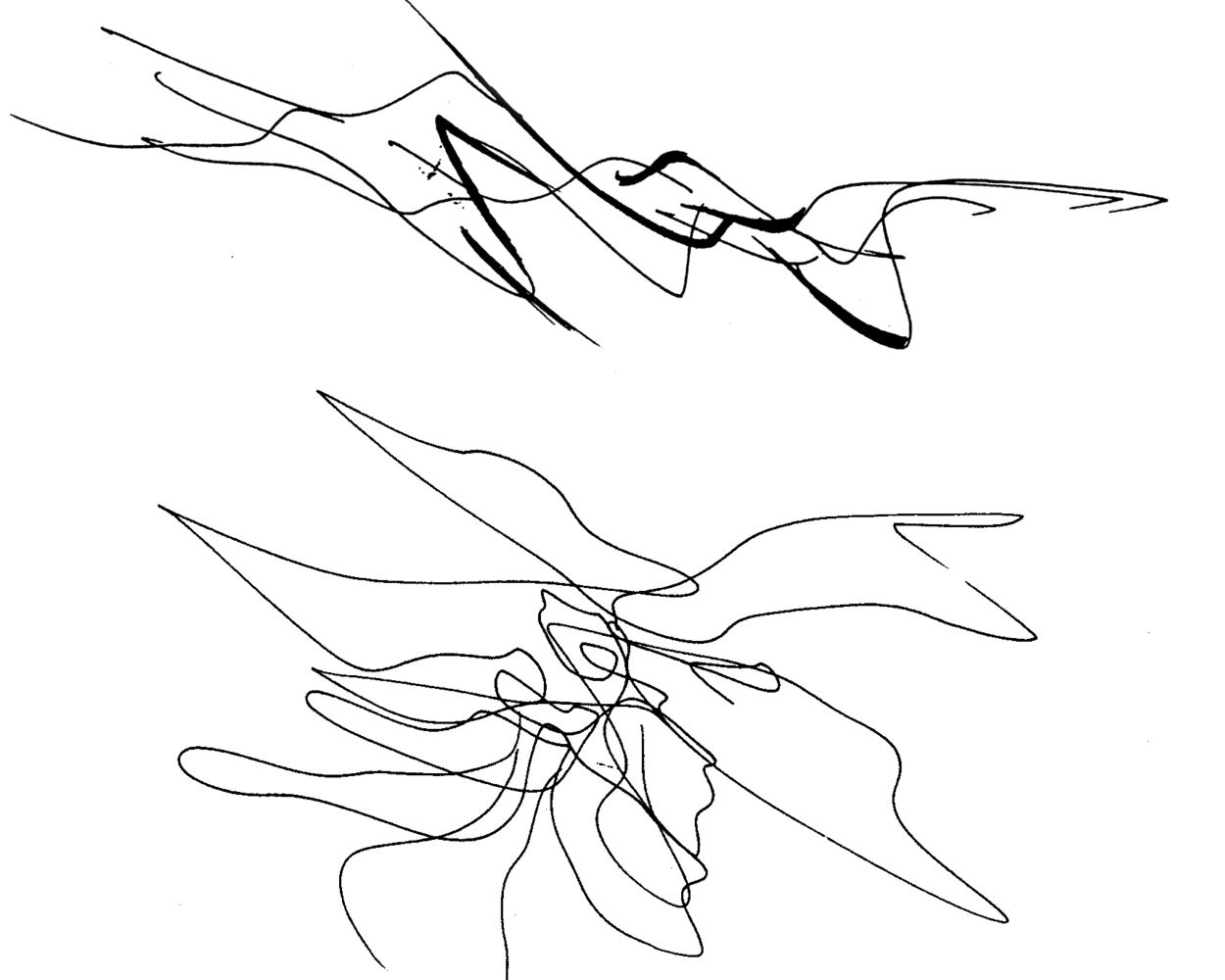 Gallery Of The Creative Energy Of Zaha S Sketches
