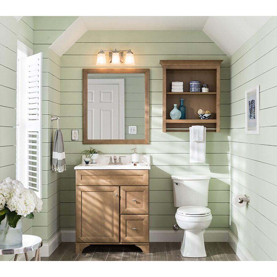 Bathroom Vanities 36 X 21 shop diamond hanbury tuscan traditional poplar bathroom vanity