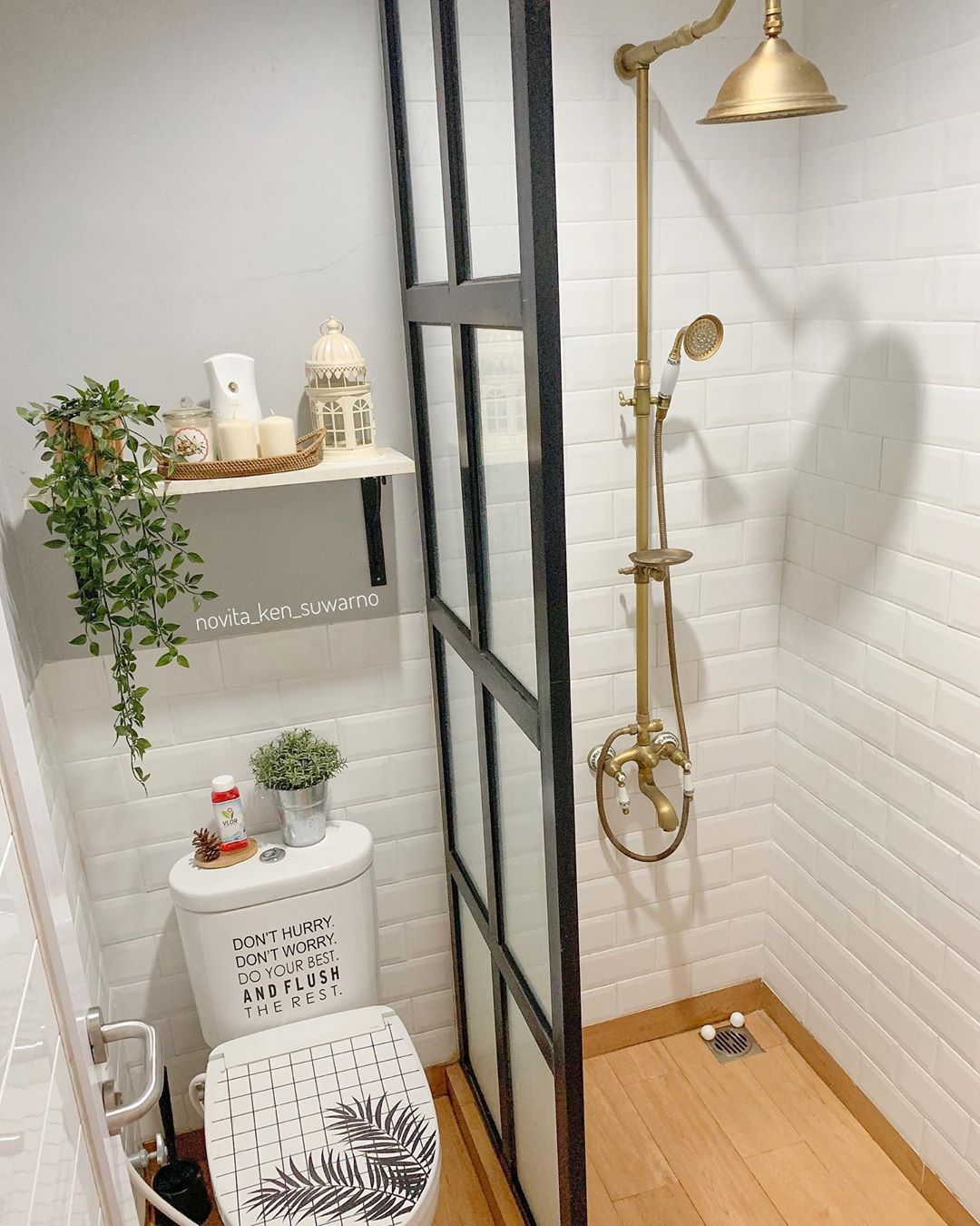 Nordic Bathroomdesign: Who's The Default Again So Lazy To Shower