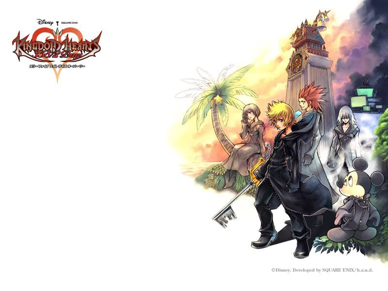 Kingdom Hearts: 365/2 Days. | Kingdom Hearts | Pinterest