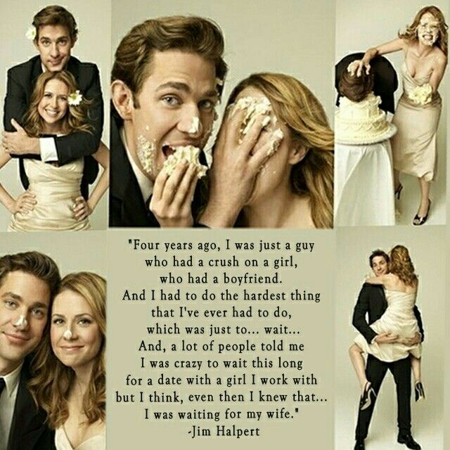 To Be Loved That Much Deep Thoughts Sort Of Pam The Office