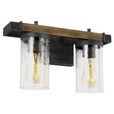 Photo of Angelo Two-Light Bathroom Vanity Fixture
