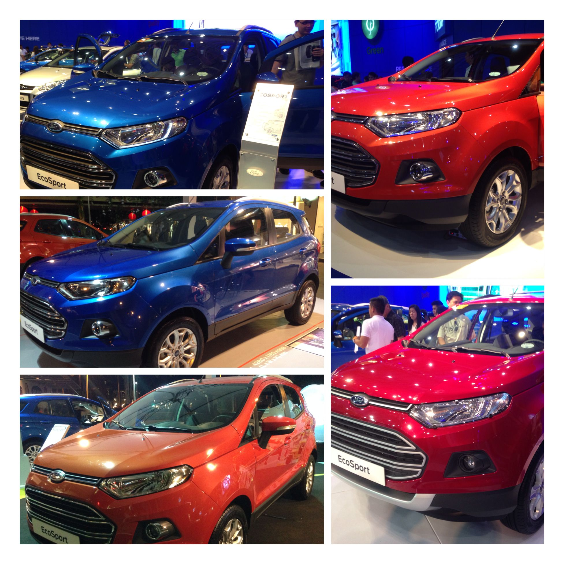 FORD ECOSPORT ECOSPORT 1.5L AT TITANIUM SRP:975,000 ECOSPORT 1.5L AT TREND SRP:875,000 ECOSPORT 1.5L MT TREND SRP:825,000 ECOSPORT 1.5L MT AMBIENTE SRP:775,000  For more details please contact FREJEN B. CAPAO 0917-2040373