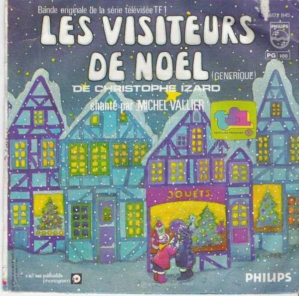 Dessin Anim 1970: Michel Vallier - Les Visiteurs De Noël