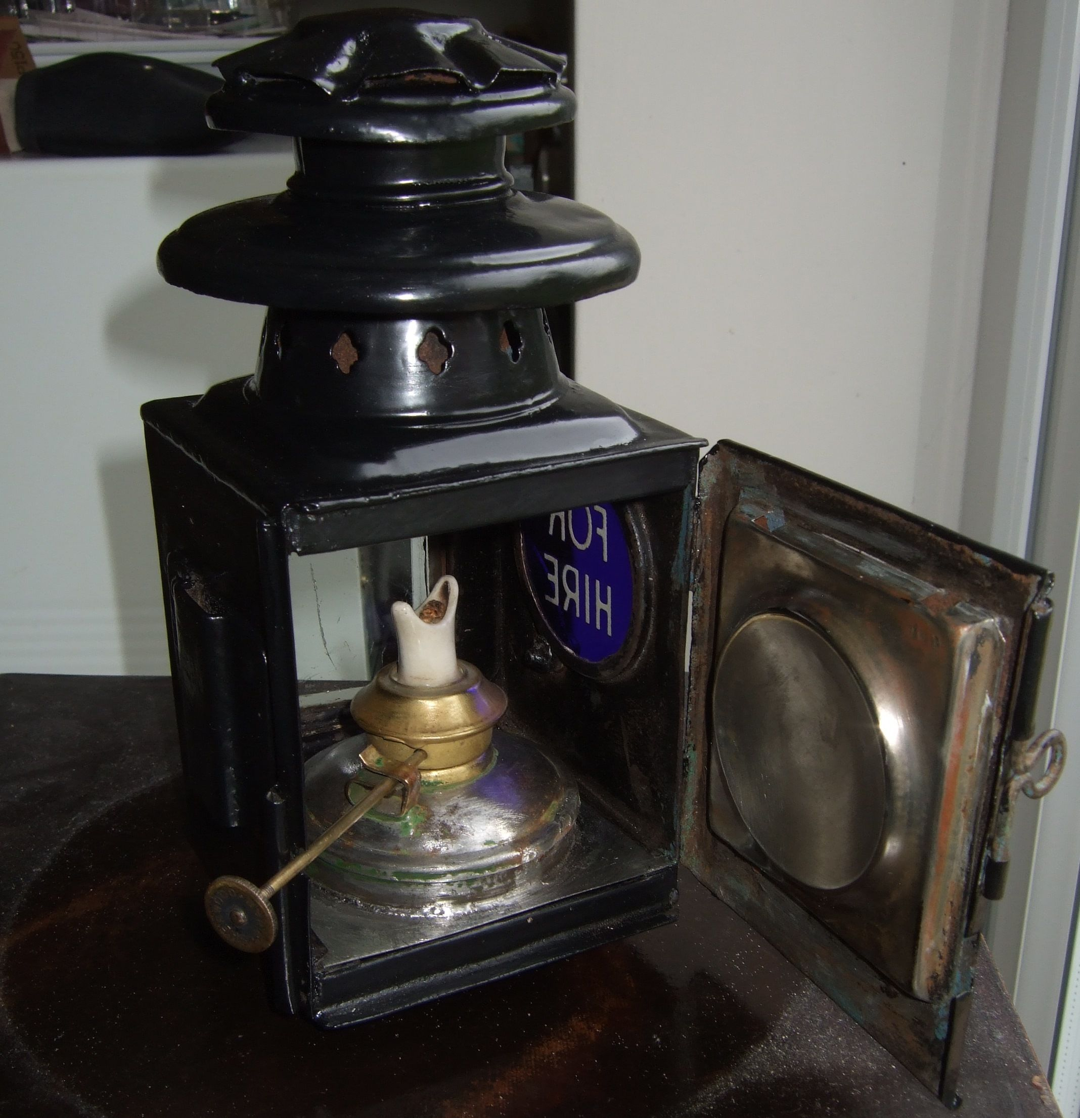 Pin on Vintage Taxi Meter Lamps