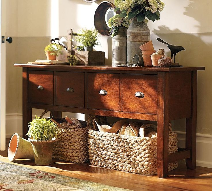 small entryway and foyer ideas inspiration home decor on small entryway console table decor ideas make a statement with your home s entryway id=54261