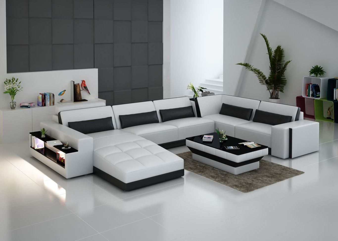 La Ii Contemporary Sofa Design Modern Sofa Sectional Modern Living Room Set