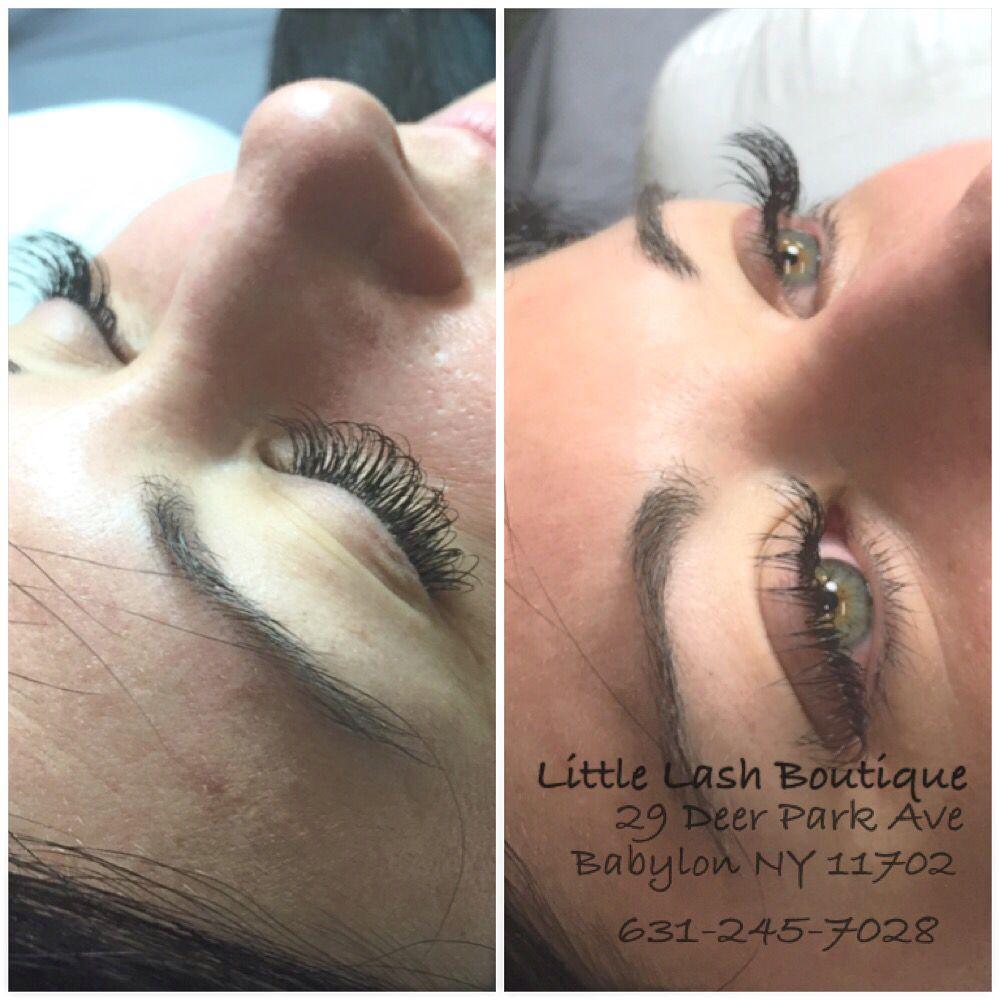 Silk Eyelash Extensions Individual Eyelash Extensions In New York