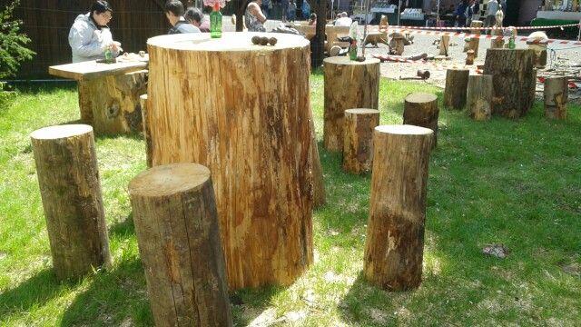 Table et tabourets → Forêt dans La Ville → Sainte-Marie-Aux-Mînes
