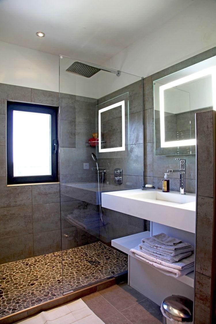 Surface Standard Salle De Bain salle de bains ultra moderne | petite salle de bain avec