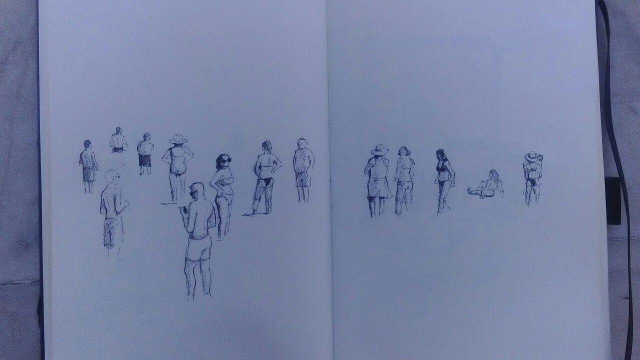 Sketchbook / Diário Gráfico