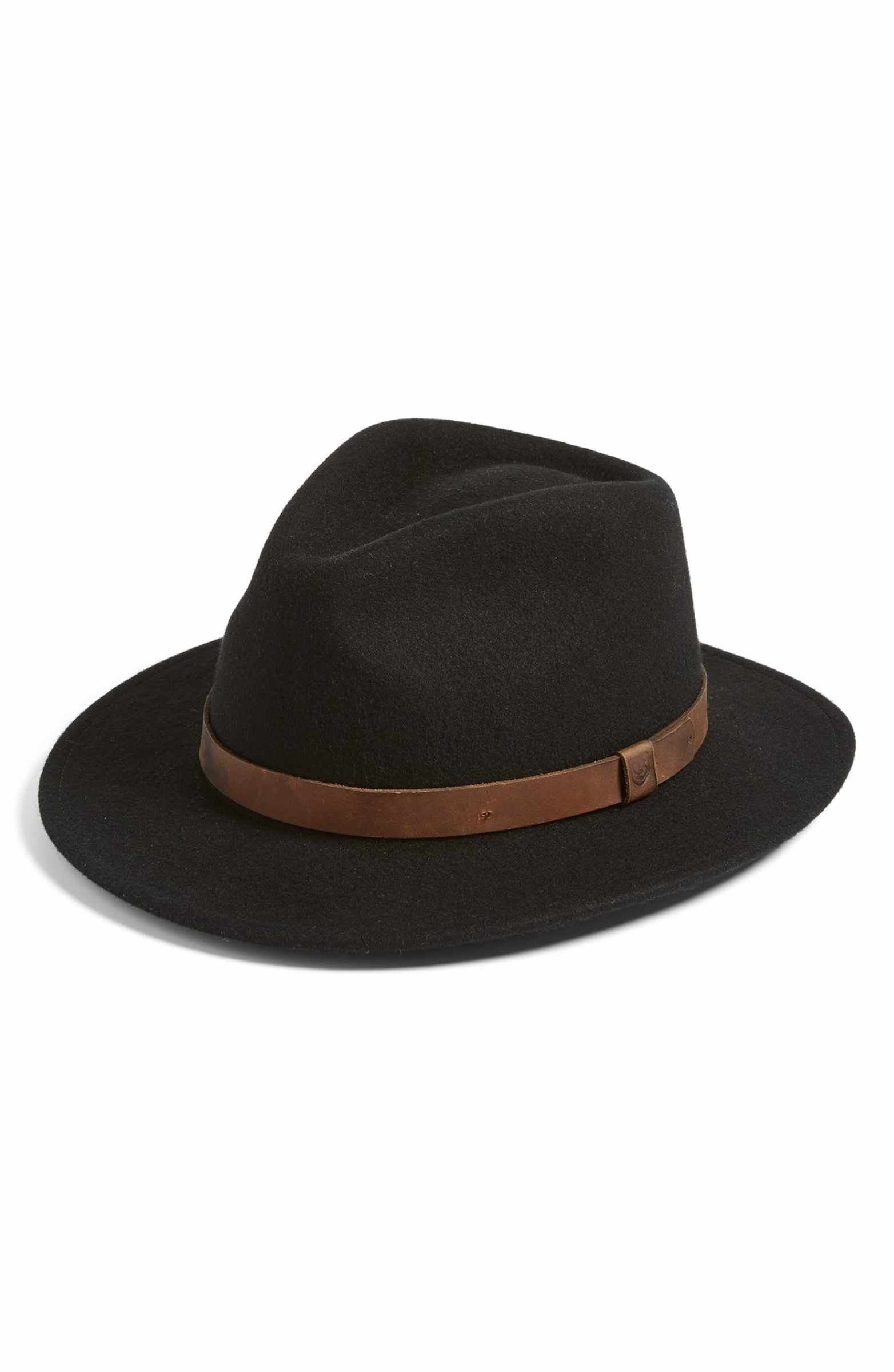 dce86dfd50020 Main Image - Brixton  Messer II  Felted Wool Fedora