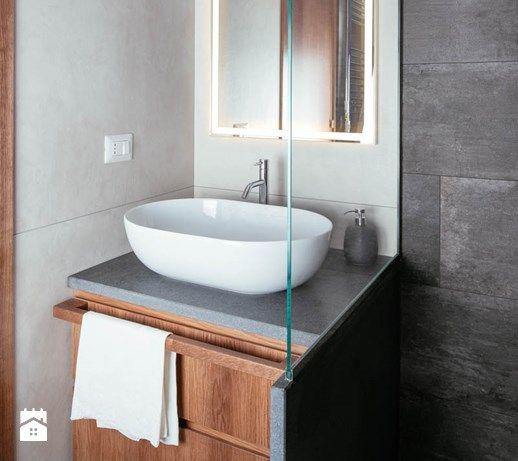 Photo of Arrangiamenti d & # 39; interni – Bagno: Progettazione appartamento dell & # 39; arch. Vicidomin …