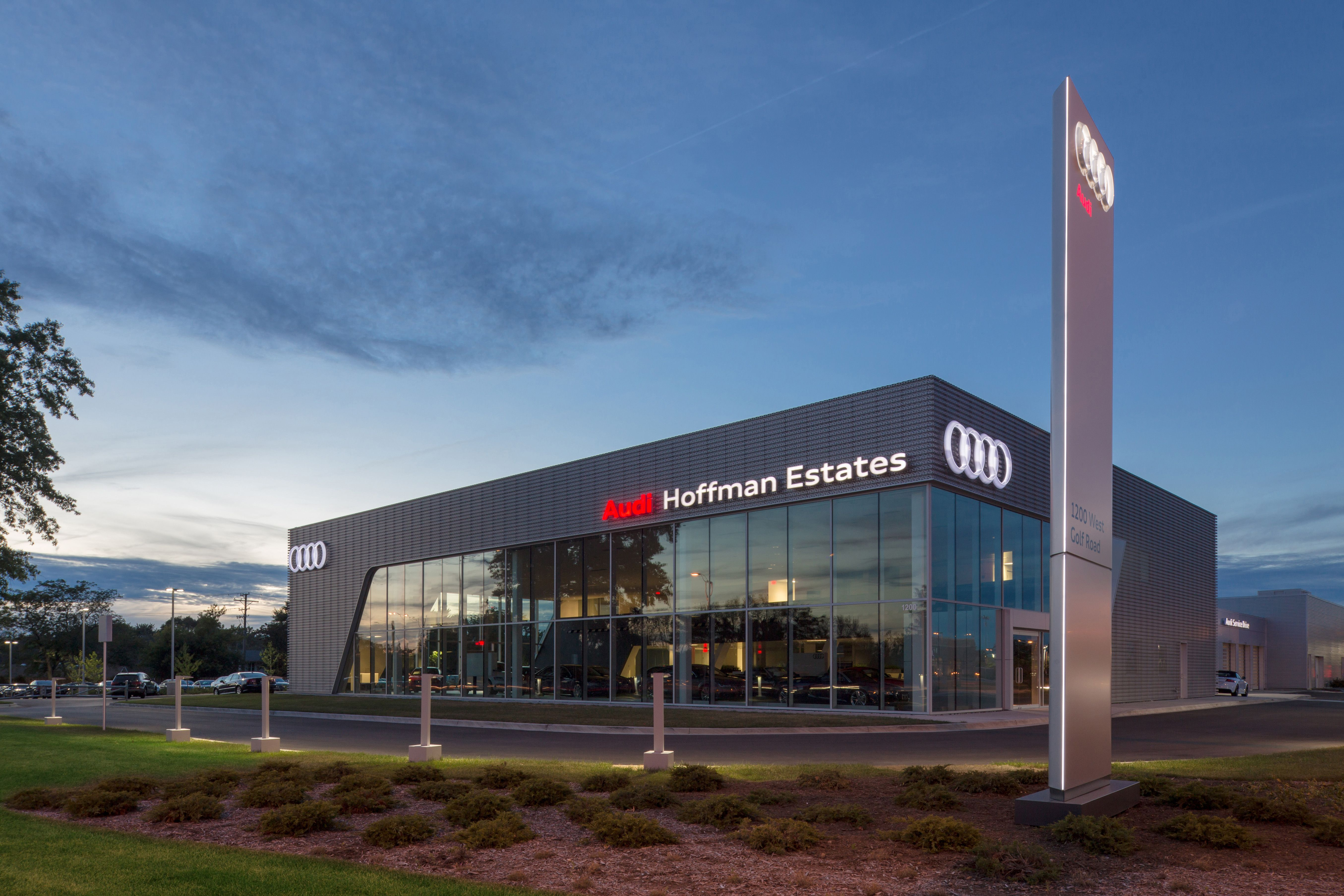 htm accommodations dealership chicago dealer about our westmont audi