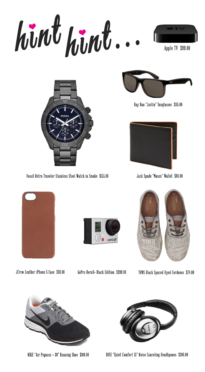 valentine's day gift guide : for him | GIFT IDEAS | Pinterest ...