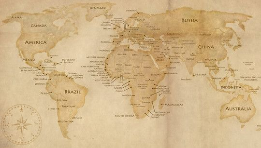 21 creative world maps in photoshop eps ai formats free and 21 creative world maps in photoshop eps ai formats free and useful online gumiabroncs Gallery