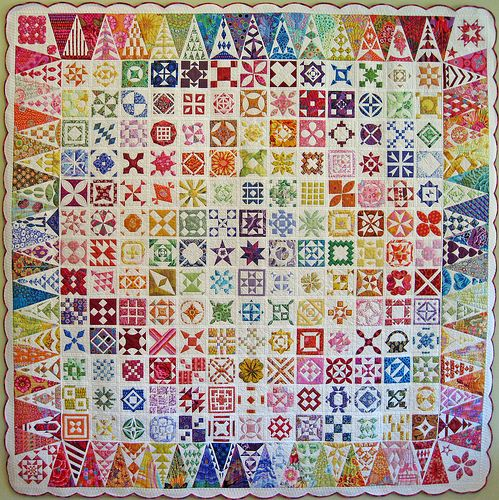 Oh I might just have to do my sampler quilt like this. Ohhh ... : dear jane quilt pattern - Adamdwight.com