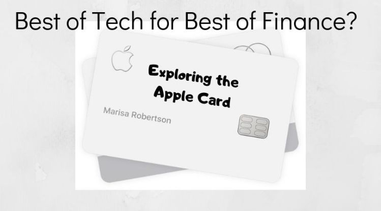 Using the Apple Card Mint2Save Cards