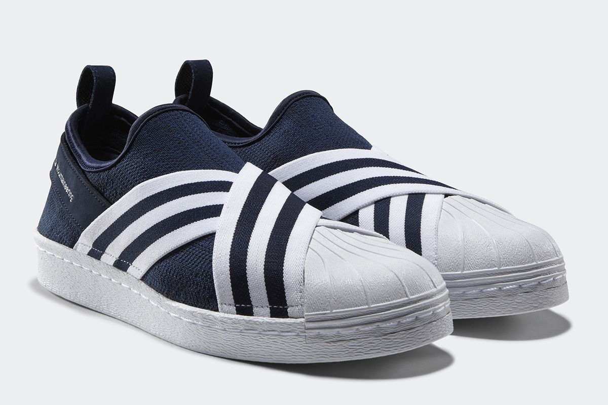 White Mountaineering x adidas Originals Superstar Slip-On
