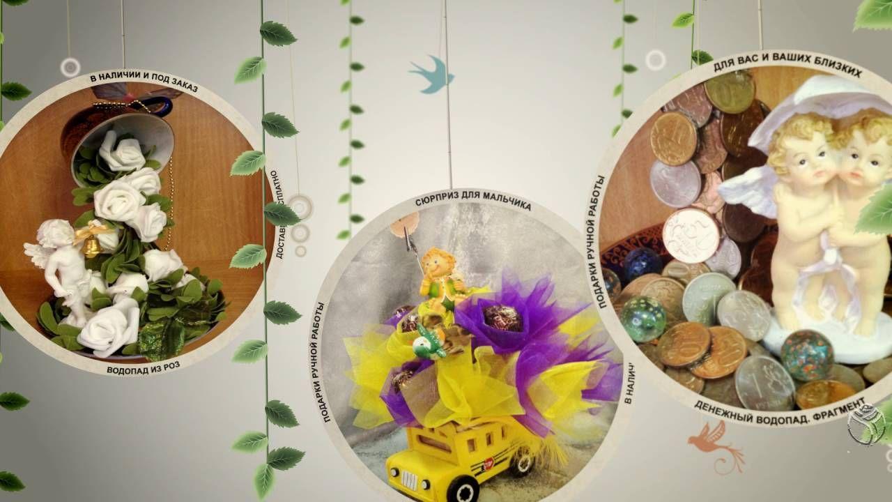 Стильные цветы в подарок 7