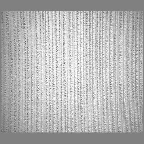 Merveilleux Anaglypta Luxury Textured Vinyl Citrine Striped Paintable Wallpaper: RDD016  | Embossed Anaglypta Paintable Wall Covering Wallpaper