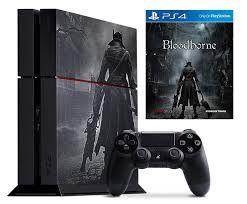 Edicion Ps4 Bloodborne Una Pasada Gamer Setup Video Gamer Gamer