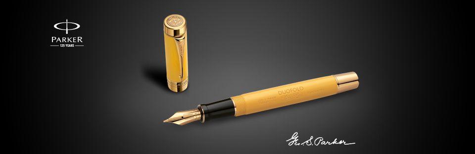Jorg Gray Black /& Chrome Ballpoint Pen