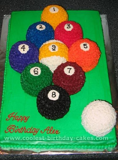 ree cake recipes and ideas for billiards cakes birthday cakes on free birthday cake for husband