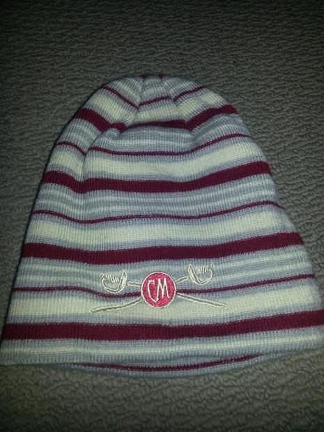 Captain Morgan's Toque!