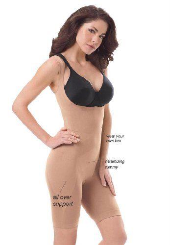 7175c53c3 TOPSELLER! Secret Solutions Plus Size Braless Full Body Shaper from ...