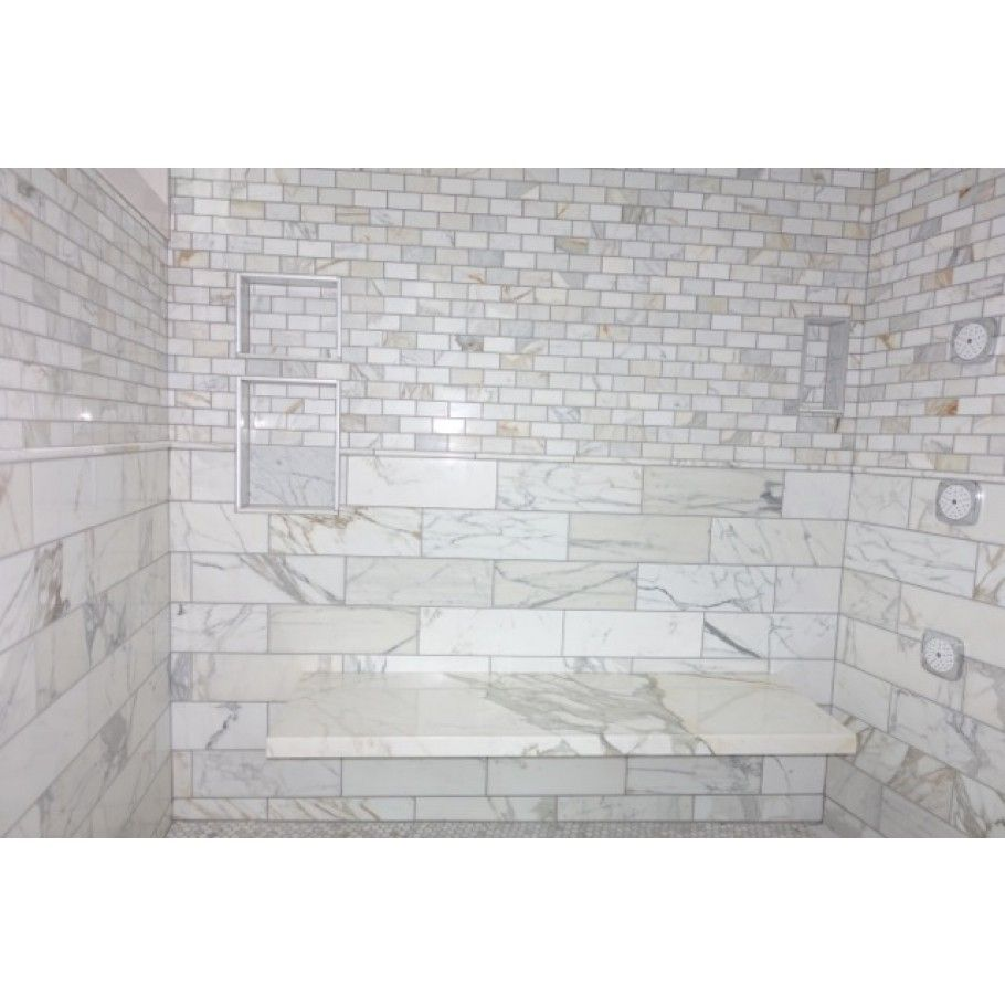 Shop For Calacatta Gold 6x18 Polished Marble