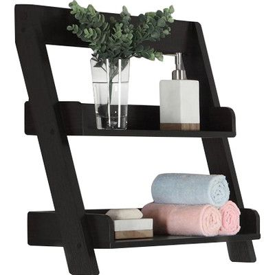 sumter 13 w x 63 h shelves wooden bathroom shelves on simple effective and easy diy shelves decorations ideas the way of appearance of any space id=26888