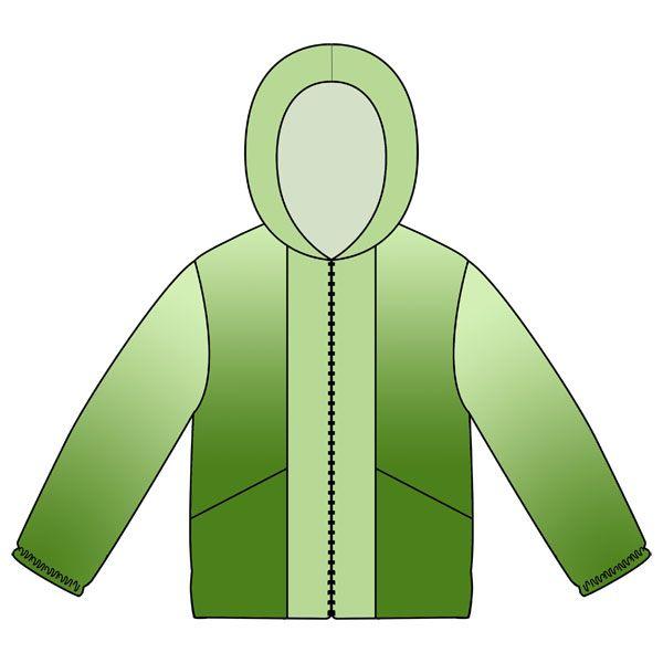 Как сшить пальто своими руками, выкройка (зимнее)