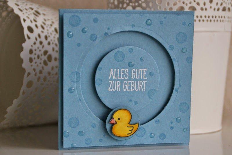 kreativ mit liebe kullerkarte zur geburt karten babys pinterest zur geburt die geburt. Black Bedroom Furniture Sets. Home Design Ideas