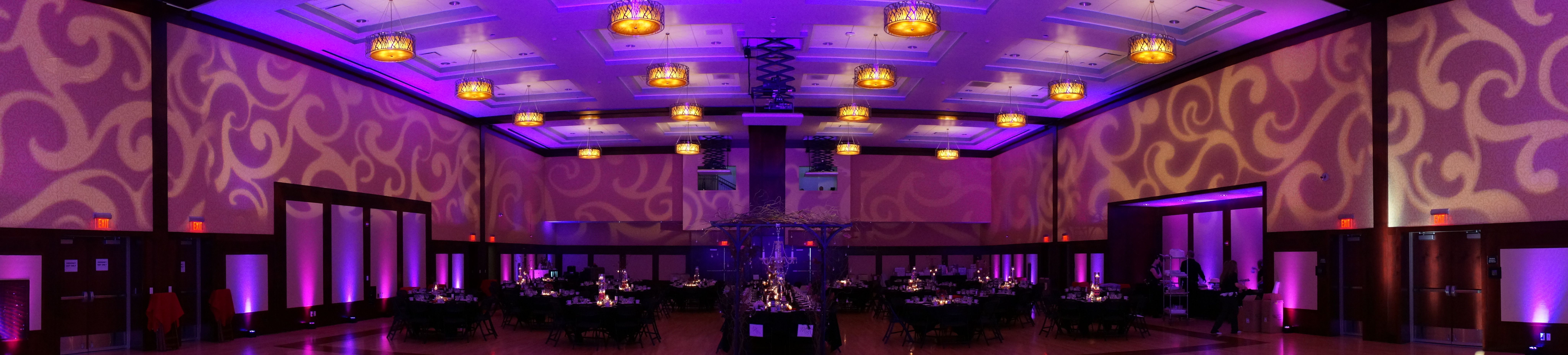 Uplighting By Midwest Entertainment Www Mymidwestdj Com University Of Wisconsin Eau Claire Event Lighting Wedding Specials Entertaining