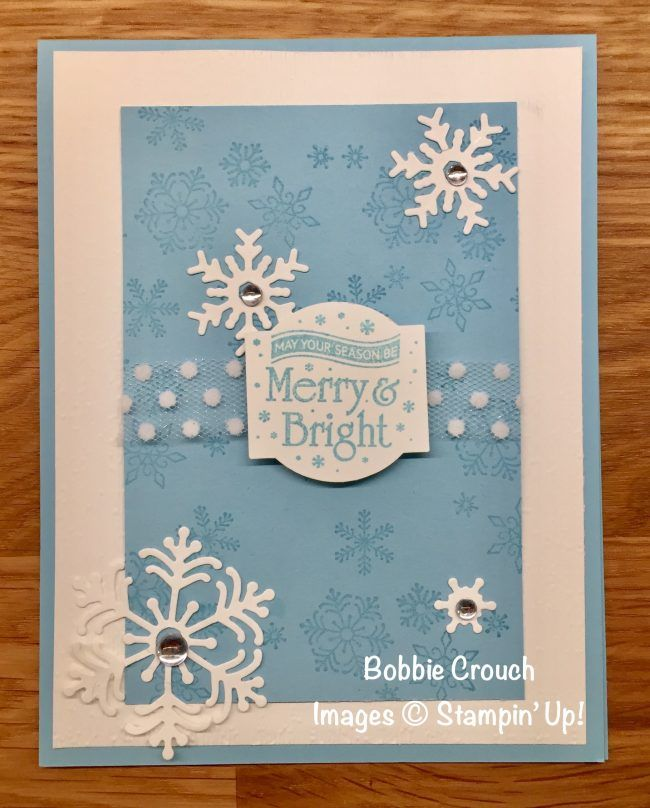 Snowflake Cards, Christmas Traditions