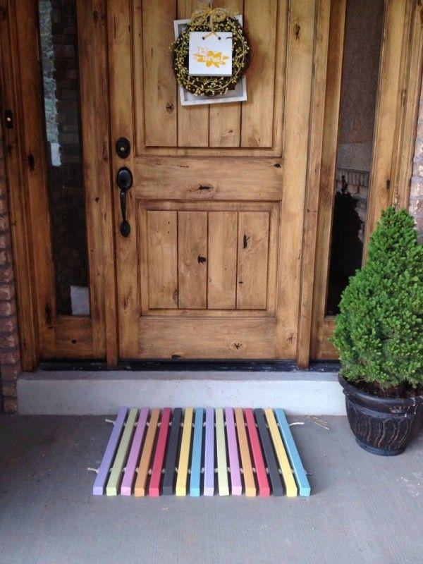 Flooring Amazing Residential Entry Door Mats On Outdoor Concrete