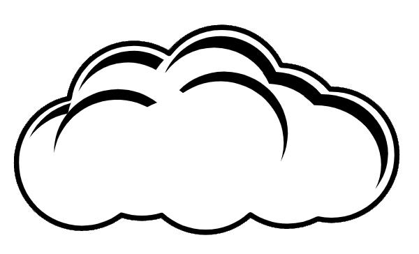 99 Cloud Clipart Black And White Png Images Cloud Clipart Image Cloud Black And White Clouds Free Clip Art