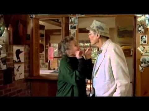 54th Winner : Katharine Hepburn Oscar Winning performance as Ethel Thayer in On Golden Pond (1981).