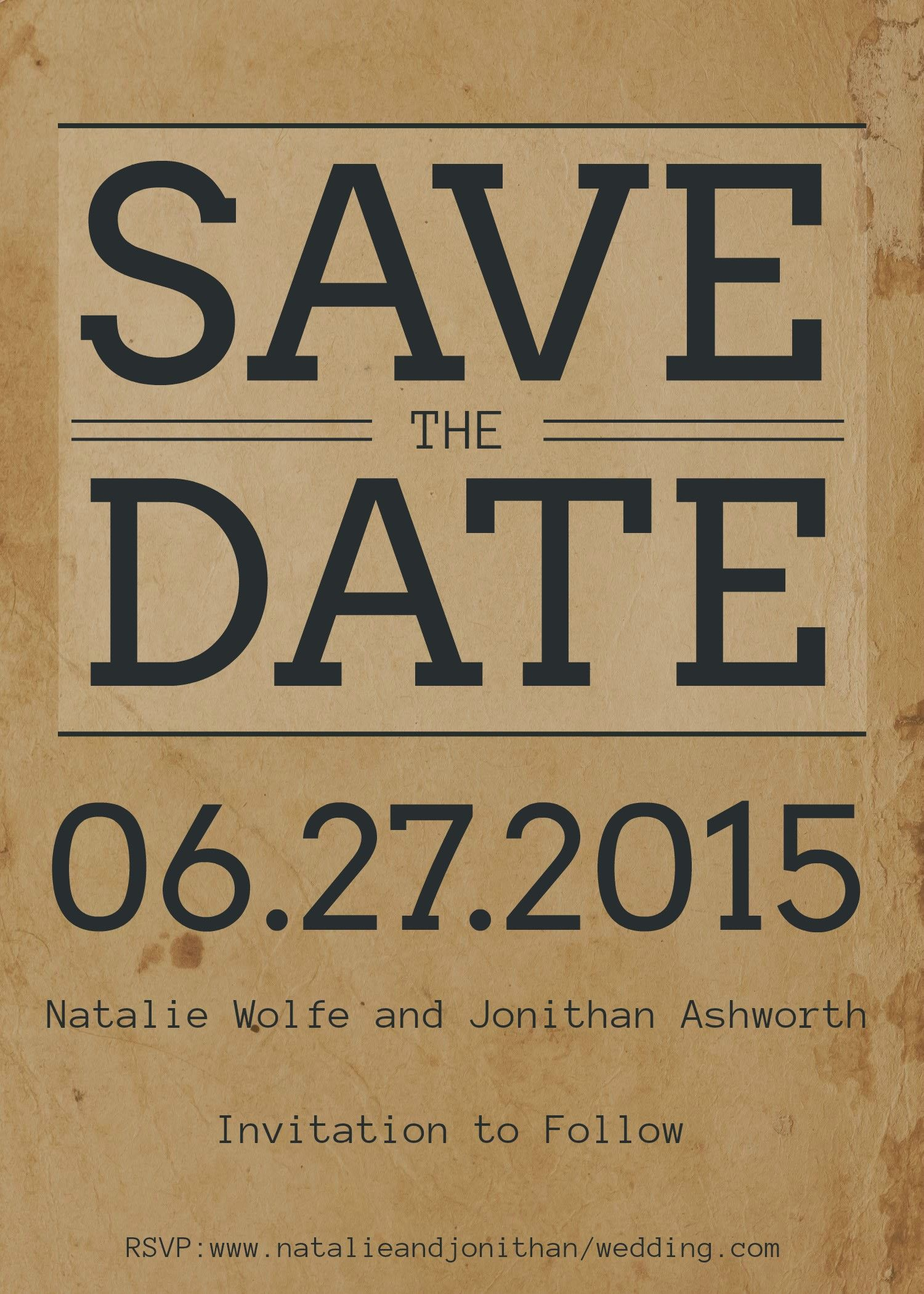 DIY Save The Date Templates BeFunky Graphic Designer BeFunky - Diy save the dates templates