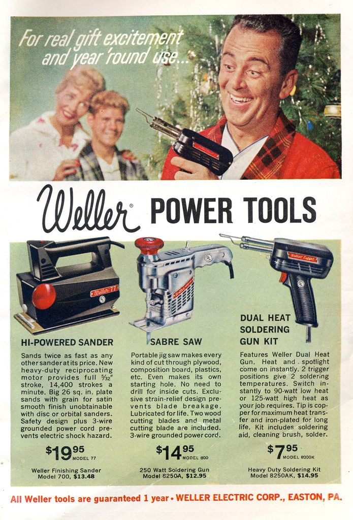 For Real Gift Excitement Vintage Advertisements Vintage Ads Vintage Tools