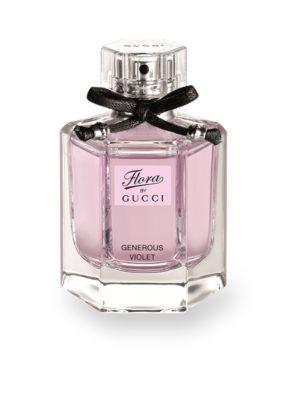 cce4eb2b18b Gucci Flora Generous Violet Eau De Toilette Spray