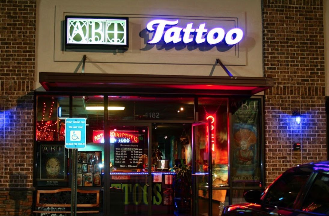 Abt Tattoo Guayaquil Industrialarchitecture Best Tattoo Shops Shopping In Atlanta Shop Wallpaper