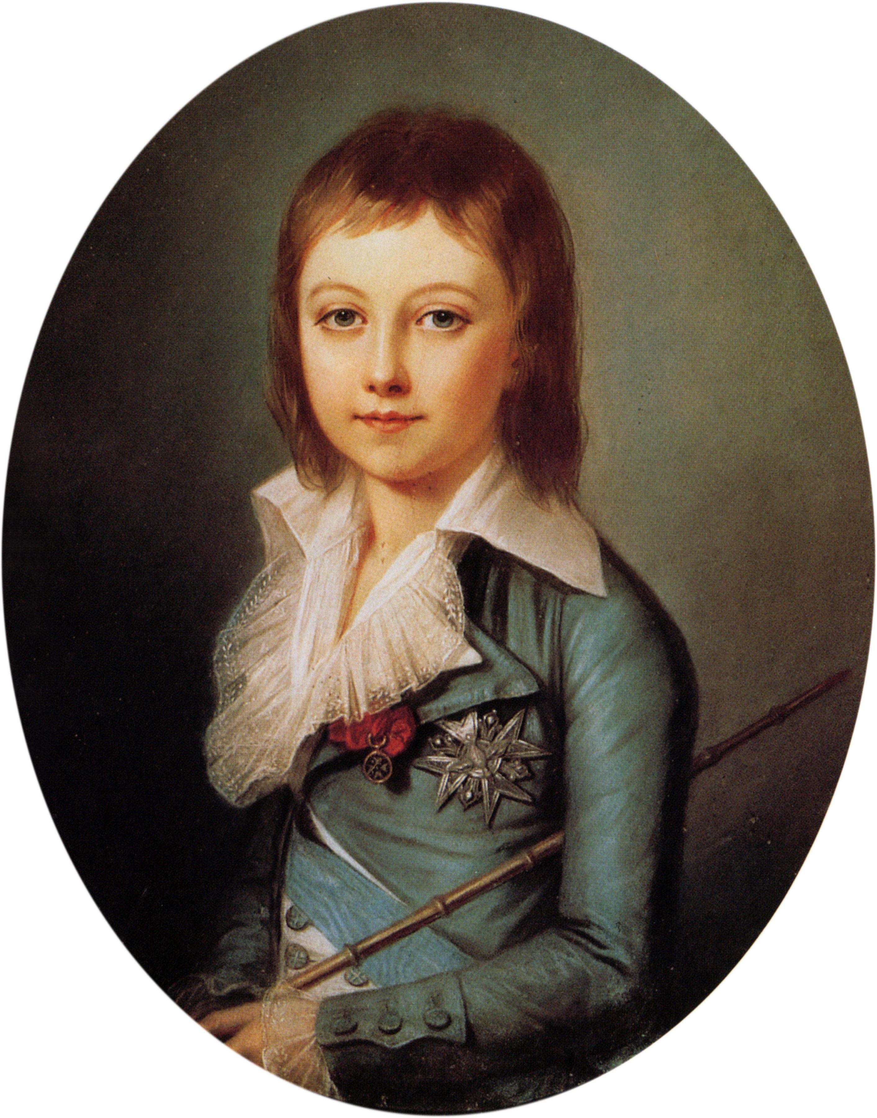 execution of louis xvii