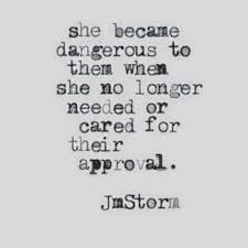 When love becomes dangerous