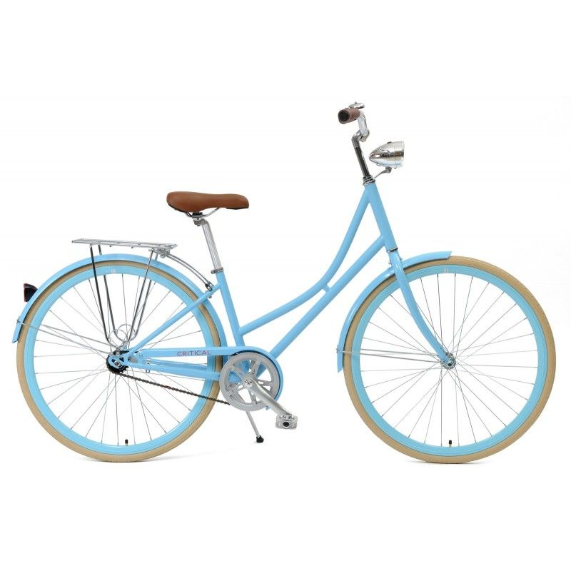 Sky Blue Dutch Style 1 Speed City Bike 249 Bike Dutch Bike