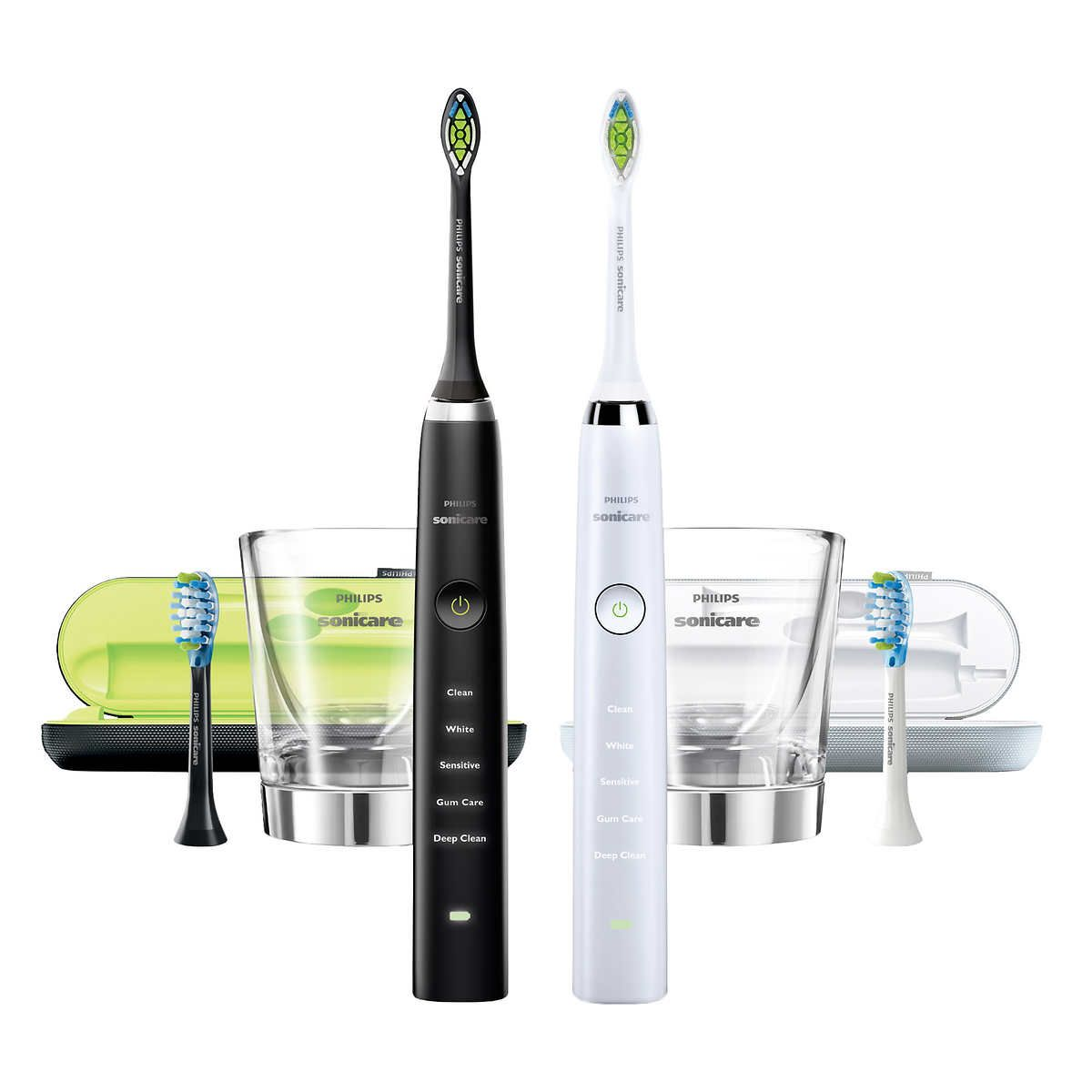 View support for your Advance Sonic electric toothbrush
