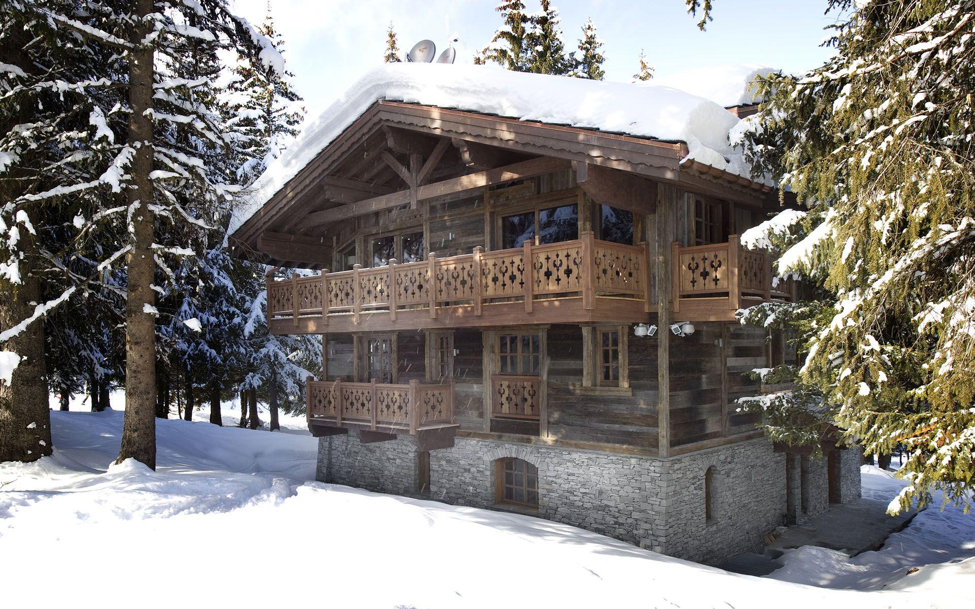 Luxury Ski Chalet Chalet Gentianes Courchevel 1850 France